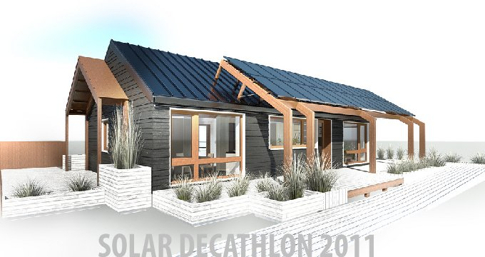 Team Massachusetts House, Solar Decathlon 2011